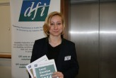 Agnieszka Wieczorkowska attend Tthe National Conference: Citizen Engagement - Local Government by Local People